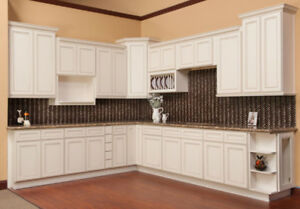 Looking for gently used or new kitchen cabinets or cupboards
