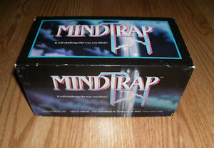 MindTrap / Mind Trap Game 1991