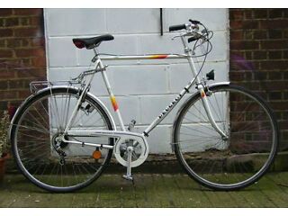 Touring racing road bike PEUGEOT Warranty Serviced frame size 24inch Welcome Peanut Factory dutch