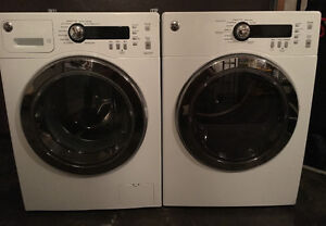 """24"""" washer and dryer 14 months old"""