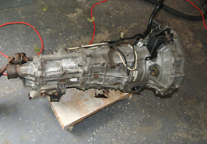 Subaru 5spd transmission
