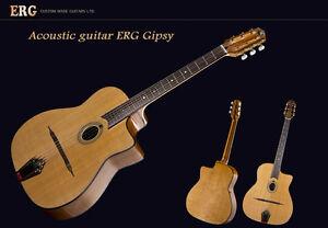Acoustic Gypsy Swing Guitar for sale - Django Reinhard model