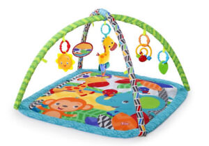 *Baby activity mat/gym for tummy time*