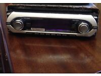 Sony Single Din CD Car Stereo/ Head Unit No Wires Condition Can Deliver