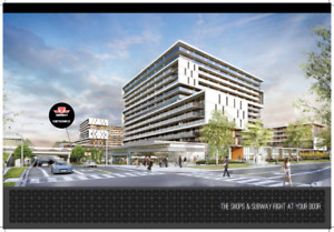 Brand New Never Lived In Townhome by Yorkdale Mall!