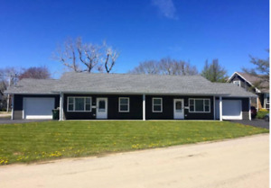 Seniors Duplex W/Garage for Rent on 1 Year Lease (Negotiable)