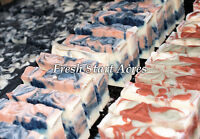 Handcrafted Soaps and Skin Care Products - Gifts available!