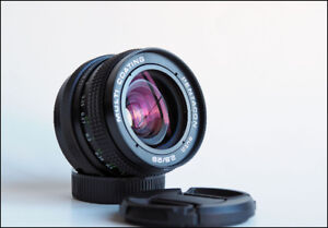 MC PENTACON auto 29mm F2.8 fantastic condition m42 mount