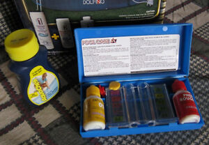 A Few Pool Accessories and Chemicals Kingston Kingston Area image 4