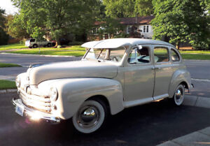 1948 Ford. Best offer or trade for a truck or suv