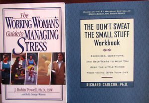 Two great books about stress management for one low price