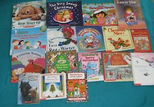 Christmas Books for the Primary /Jr Reader