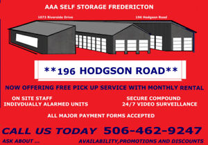New Location Opening -FREE Pick-Up with monthly unit rental