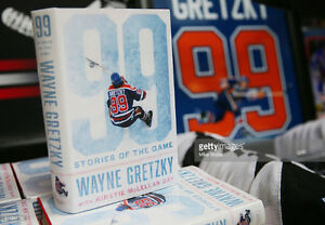 "Wayne Gretzky ""Stories of the game"""
