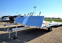 2015 Mission Trailers MFS 101x12V