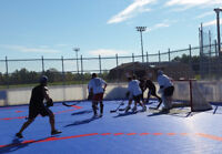 BALL HOCKEY-SUNDAY MORNING PICK UP