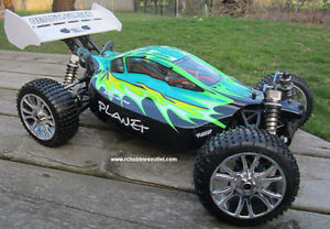 New 1/8 scale Brushless Electric RC Buggy / Car City of Toronto Toronto (GTA) image 7