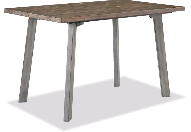 The Brick Dining Table - Amelia Counter-Height   Dining ...