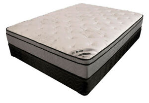 MUST GO!! $250 BRAND NEW IN PACKAGING TWIN PILLOW TOP MATTRESS