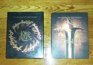 Lord Of The Rings & The Hobbit Trilogies On Blu-ray
