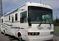 2001 National RV Marlin Series M-370 Diesel Pusher Motorhome