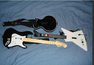 Wanted - One Rock Band guitar controller