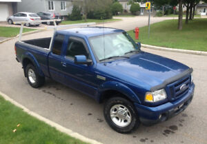 Ford Ranger 2010 4L V6 SuperCab