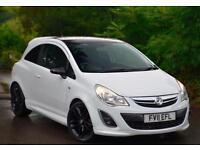 2011 Vauxhall Corsa 1.2 i 16v Limited Edition 3dr (a/c)