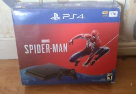 Ps4 spiderman edition