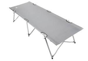 Good as new never used folding Woods Camp Cot