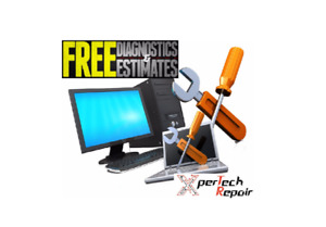 *Computer/Laptop/Macbook Repair*NO FIX NO CHARGE* in Mississauga
