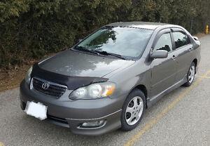 2006 Toyota Corolla Sport Sedan
