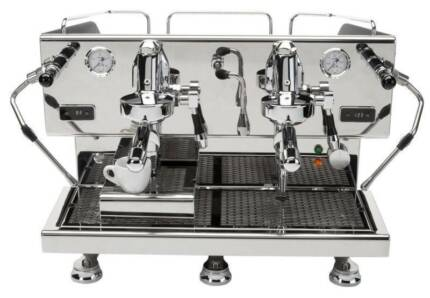 Brand New ECM Controvento Due Home Coffee Machine.