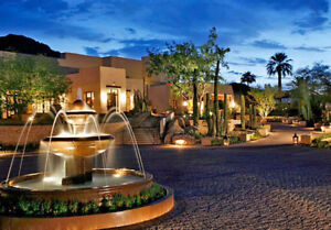 SPEND NEW YEAR'S  IN SCOTTSDALE, ARIZONA