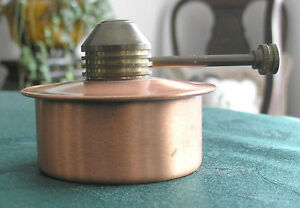 Copper Burner (Fantasy Copperware)