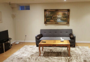 Basement one bed in Newmarket