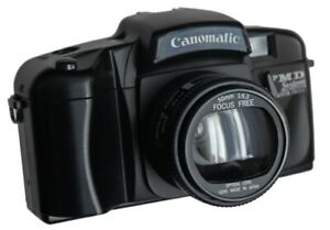 Canomatic 35 mm Film Camera (Canon Fake)