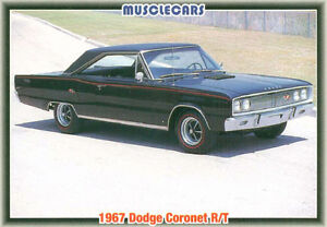 Muscle Cars MOPAR Trading Cards from the 1992 Collect-A-Card Cor Sarnia Sarnia Area image 7