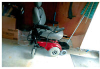 MOTORIZED SCOOTER IN GOOD CONDITION