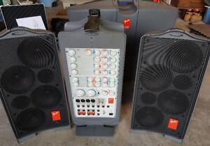 PA/Speaker System - Fender Passport 250