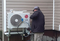 Heat Pump Mini Split Central Air Electrical Services