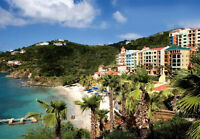 Christmas Week at the Marriott in St Thomas (Dec 19 - 26)