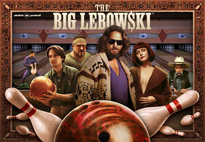 The Big Lebowski & Alien - ONLY at NITRO PINBALL!