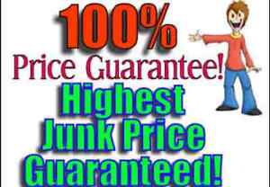 SCRAP JUNK CAR TRUCK REMOVAL PICK UP VEHICLE BUYER 2898808370