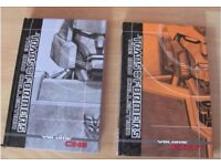 Transformers Graphic Novel Collection Volumes One and Eight Hardcover New IDW Comics