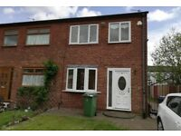 3 Bed Semi to rent in Old Swan, L'pool with off road parking and gardens