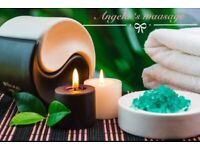 Chinese Relax massage and Deep tissue massage 🌹Full body massage