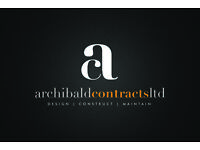 Archibald Contracts Ltd, kitchens, bathrooms, renovations, all trades contracting