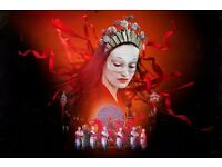 1 ticket for Turandot at The Royal Opera House - SOLD OUT PERFORMANCE