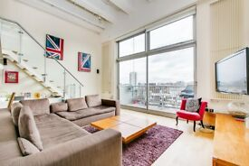 A Beautiful Two Bedroom Flat in Fulham, SW6 with London views